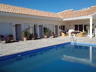 Kom tot rust in de prachtige vallei van El Cimbre - Lorca vacation rentals