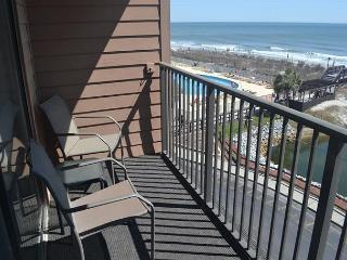 Myrtle Beach Resort 302B | Updated and Gorgeous Ocean Front Condo - Myrtle Beach vacation rentals