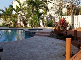 Beautiful Large Home, Heated Pool & 4 B /2.5 Bath - Davie vacation rentals