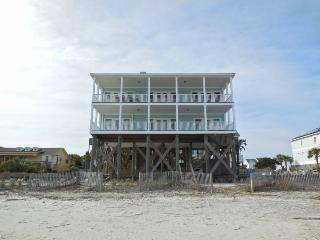 Fun 'N' Folly - Folly Beach, SC - 5 Beds BATHS: 4 Full 1 Half - Folly Beach vacation rentals