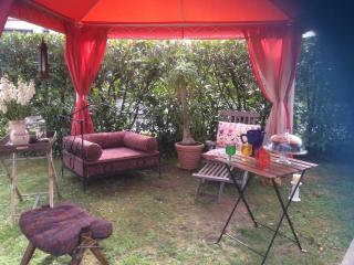 parte di bifamiliare, 1 camera, 4 letto, giardino - Forte Dei Marmi vacation rentals