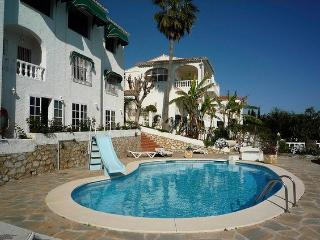 Stunning views over village, golf course and sea - Benalmadena vacation rentals
