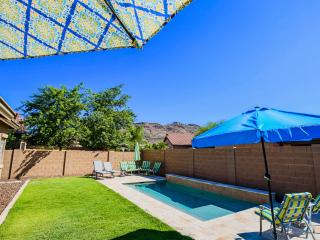 Hip Modern Home Heated POOL & Mountain Views - Phoenix vacation rentals