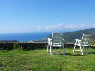 Castellabate Casa Relax con stupenda vista mare - Castellabate vacation rentals
