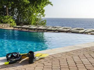 Secluded Oceanfront Villa - Luxury + Great Diving - Westpunt vacation rentals
