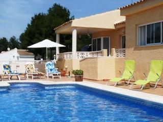 Beautiful Villa with Television and DVD Player - Xirles vacation rentals