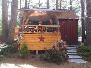 Waterfront Cottage Cabin Sebago Lake,Long Lake, - Casco vacation rentals