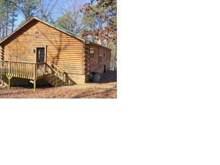 Waterfront Log Cabin House on Greers Ferry Lake - Higden vacation rentals