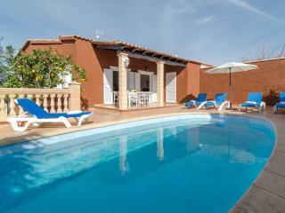 CAN DURAN - Property for 6 people in CALA MAGRANA - PORTO CRISTO NOVO - Cala Mandia vacation rentals