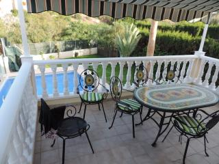 Stunning villa 1 minute walk to Cala Capitan beach - Cabo Roig vacation rentals