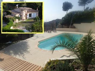 """Villa """"Luna Gauda"""",  quiet with pool near sea - La Gaude vacation rentals"""