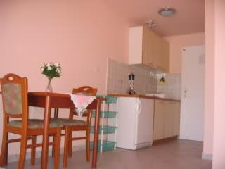 Studio Apartment with sea view - Zaklopatica vacation rentals