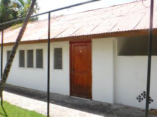 Comfortable Bungalow with Patio and Fireplace - Las Terrenas vacation rentals