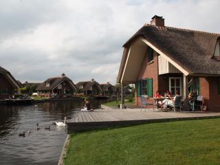 Waterpark Belterwiede - Vakantiehuizen aan water - Wanneperveen vacation rentals