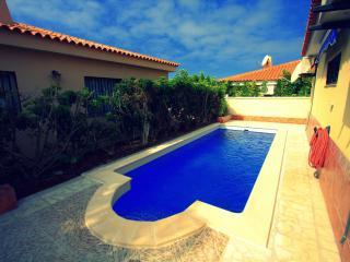 Cozy villa with private pool - Callao Salvaje vacation rentals