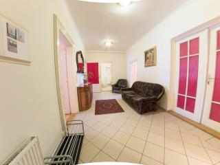 4-Bedroom City Center Apartment #6 135m2 Praha 1 - Prague vacation rentals