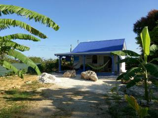 Bungalow Blu Marina - La Ti Maison Bleue - Grand Bourg vacation rentals