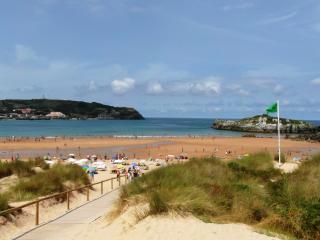 Cantabria. Noja, (SPAIN) Playa Ris Todo Equipado. Soleado - Noja vacation rentals