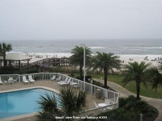 Sunny 3rd Floor Condo with Gorgeous View of Beach - Orange Beach vacation rentals