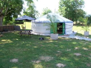 Nice Yurt with Internet Access and Wireless Internet - Cressat vacation rentals