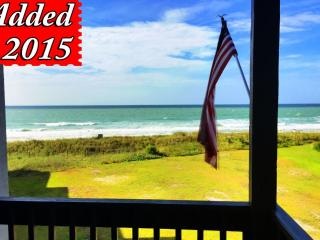 2 bedroom Condo with Deck in North Topsail Beach - North Topsail Beach vacation rentals