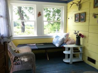 Fox Hollow Farm--Idyllic Coastal Farmhouse - Lamoine vacation rentals