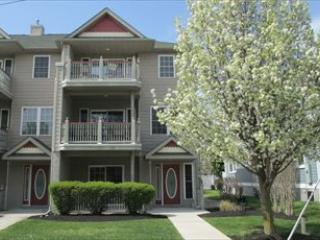 Large End-Unit Townhouse with Pool - Cape May vacation rentals
