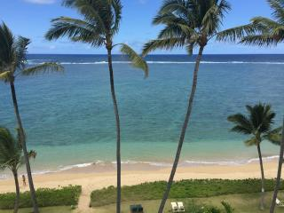 Oceanfront 3 Bedroom, 2 Story Penthouse - Hauula vacation rentals