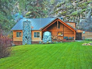 Salmon River Lodge Resort Cabin - Salmon vacation rentals