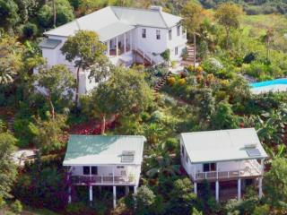 GINGER ROOM: Ocean Views, Paradise Pool, Wifi, TV - Marigot Bay vacation rentals