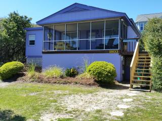 TOP RATED on NC Coast - New Furnishings, Dogs Welcome! - Surf City vacation rentals
