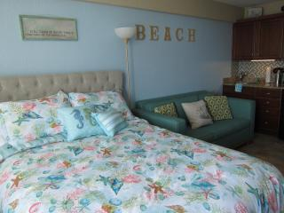 DAYTONA BEACH CLUB 613- DIRECT OCEAN VIEW STUDIO - Daytona Beach vacation rentals