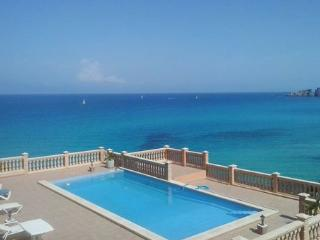 Sunny Villa with Internet Access and A/C - Cala Mesquida vacation rentals