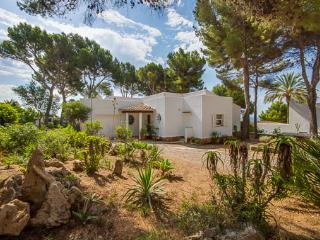 Cozy Villa with Television and Microwave - Font de Sa Cala vacation rentals