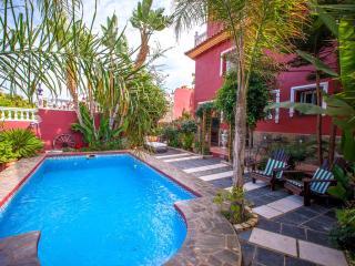 Unique holiday home in privileged location second line beach - Benalmadena vacation rentals
