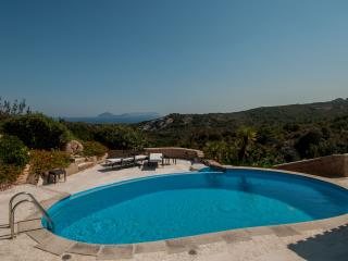 Villa Pevero Hills 1 with pool and sea view - Abbiadori vacation rentals