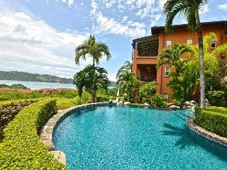 Spacious, Private Luxury Condo with amazing ocean and bay view at Los - Los Suenos vacation rentals