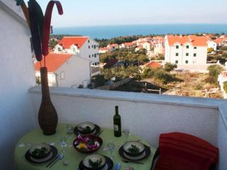 Modern homely apt with great sea views - Supetar vacation rentals