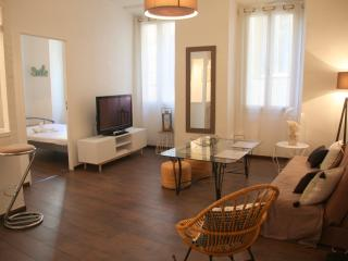 Lou Central: 2 beds flat old town, ac, wifi - Nice vacation rentals