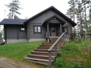 Cabin Nuottakallio, Loma-Väkkärä Holiday Cabins - Ristiina vacation rentals