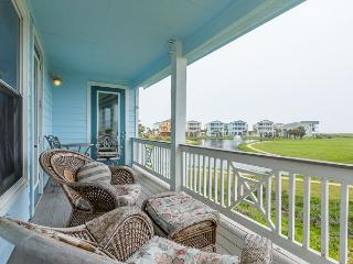 Lakeview Galveston Getaway with Beach Club Access – Sleeps 8 - Galveston vacation rentals