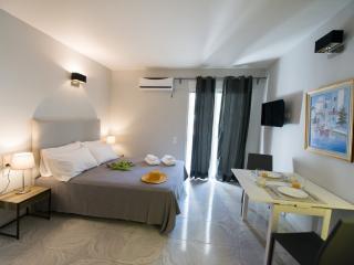 REGALO COZY STUDIO IN KARIOTES/ FLAT 3 - Kariotes vacation rentals