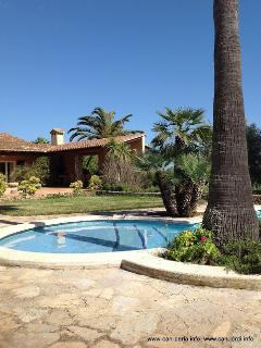 Bright 5 bedroom Villa in Cala Murada - Cala Murada vacation rentals