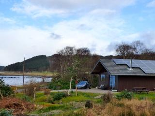 Kirkland Lodge with lovely loch views - Lochgilphead vacation rentals