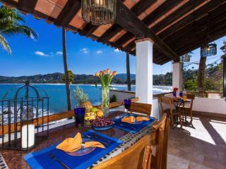 CASA ALMA -Beachfront 2 bed/1 bath, pool, views - Sayulita vacation rentals