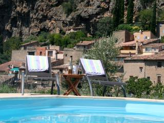 Charming house with swimming pool & stunning view - Cotignac vacation rentals