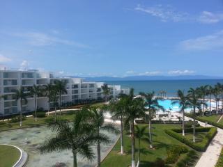 Acqua Flamingo BEACH luxury 2 BDR and  2 Bath - Nuevo Vallarta vacation rentals