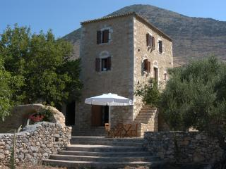 Medieval tower house with amazing sea views - Thalames vacation rentals