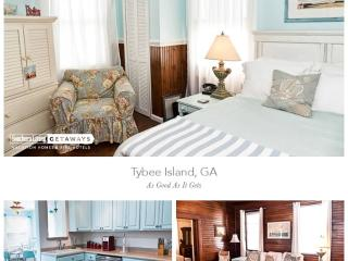 As Good As It Gets Upper Level - Tybee Island vacation rentals