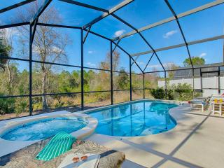 Totally Private Pool Overlooking Natural Woodland - Kissimmee vacation rentals